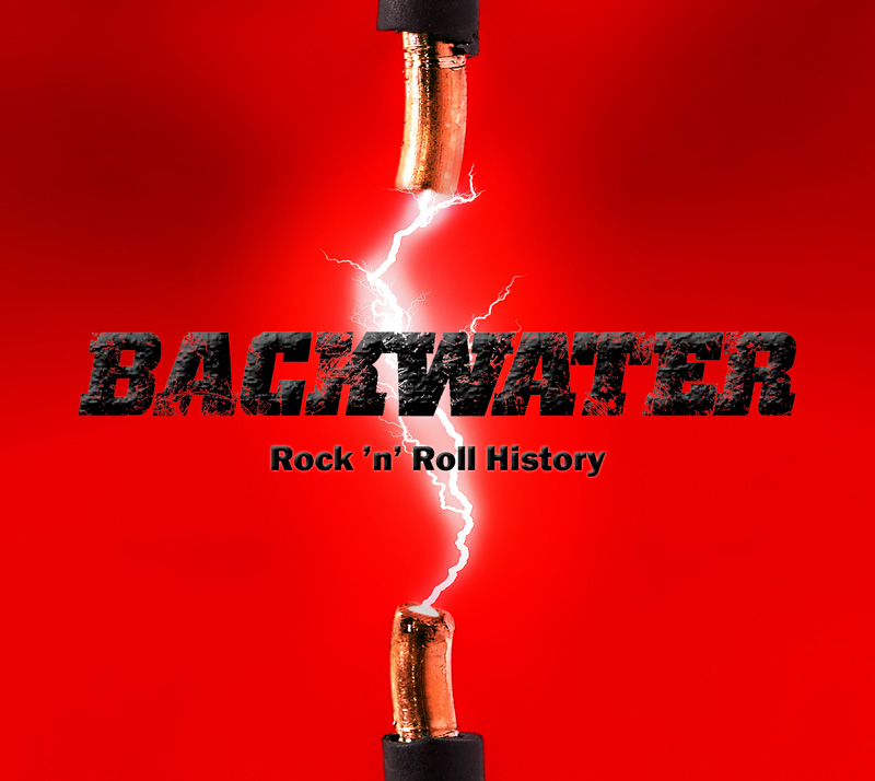 BackWater CD Cover